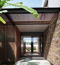 Villa Pointe Noire architecte
