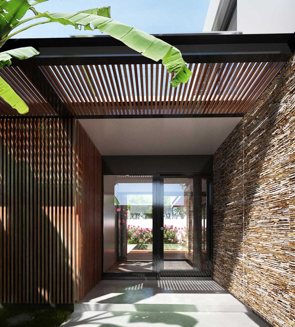 Le28 Architectes Maison