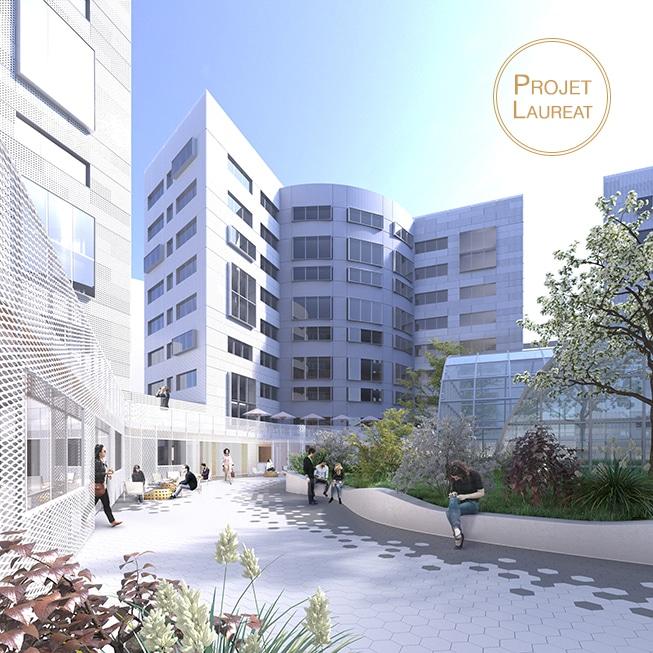 Levingthuit architectes Bureaux