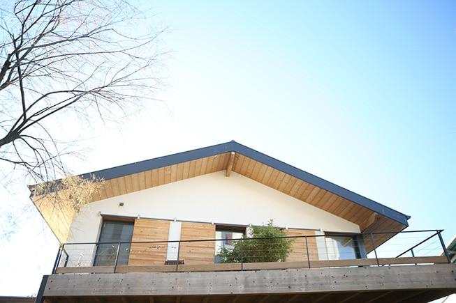 architecte pays basque ossature bois