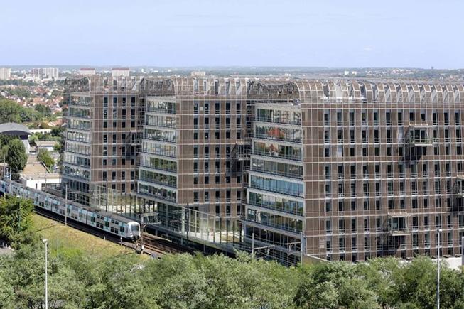 Architecte Bureaux Anne demians