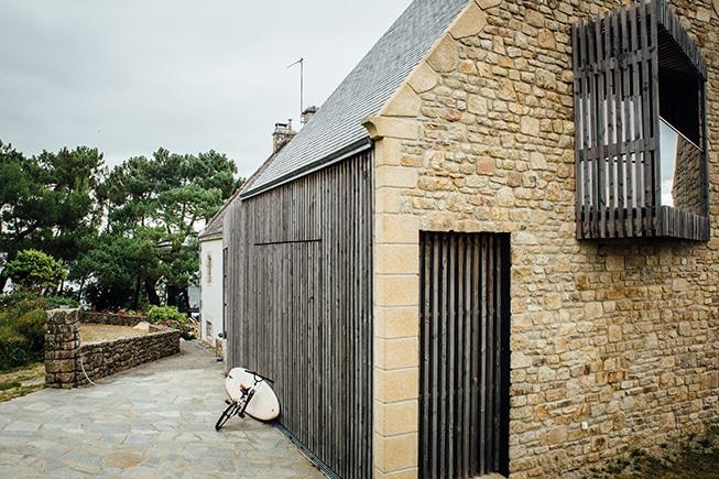 Architecture contemporaine Bretagne