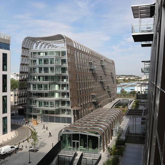 Architecte Bureaux - Jack Weinand