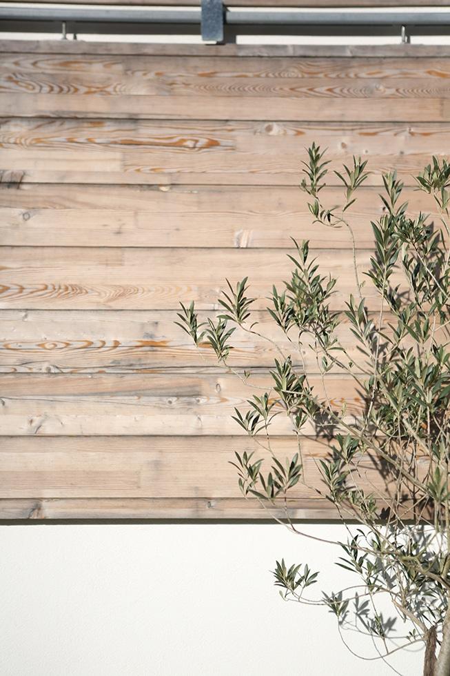 Maison mélèze - façade bois