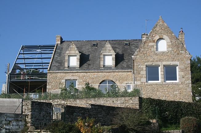 Métal architecture bretagne