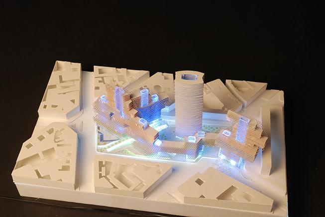 Densifier Paris Architecte