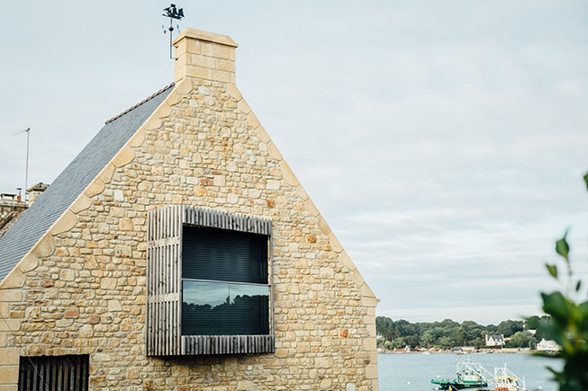 La Trinité sur mer architecture