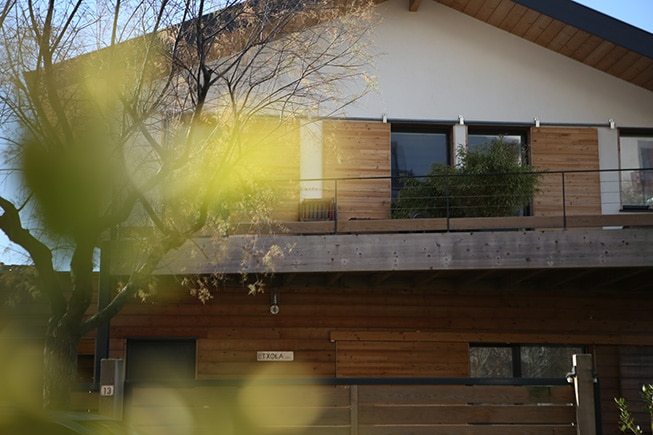 Pays basque architecture