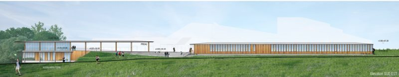 Le28 Architectes Contemporain bretagne