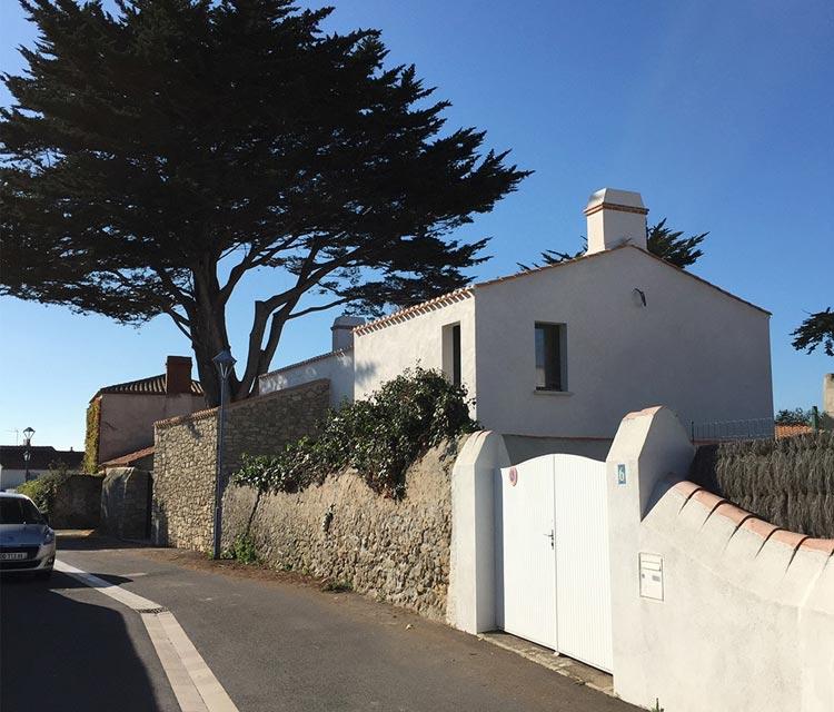 Le vingthuit architectes Noirmoutier