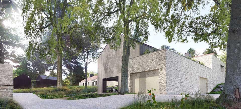 Le28 Architectes luxe