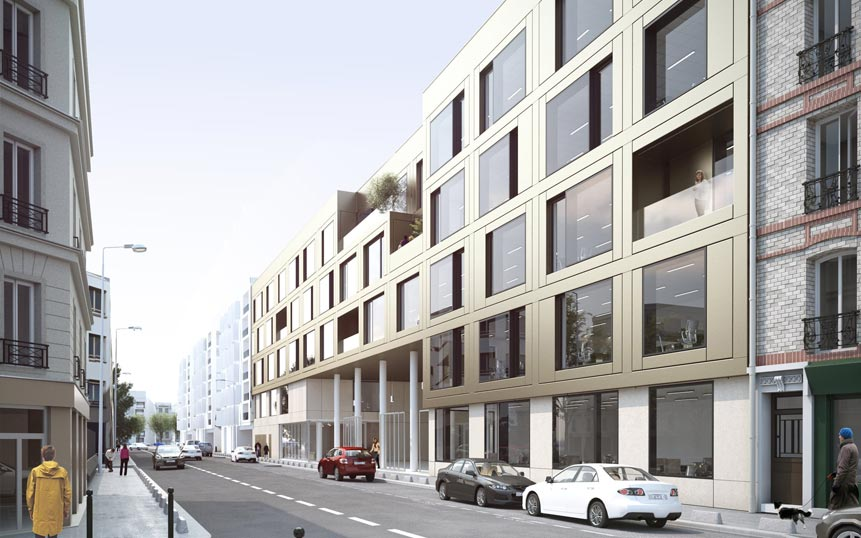 Le Vingthuit Architectes Paris