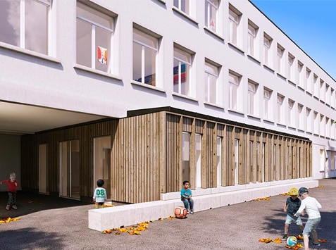 architecte ecole paris