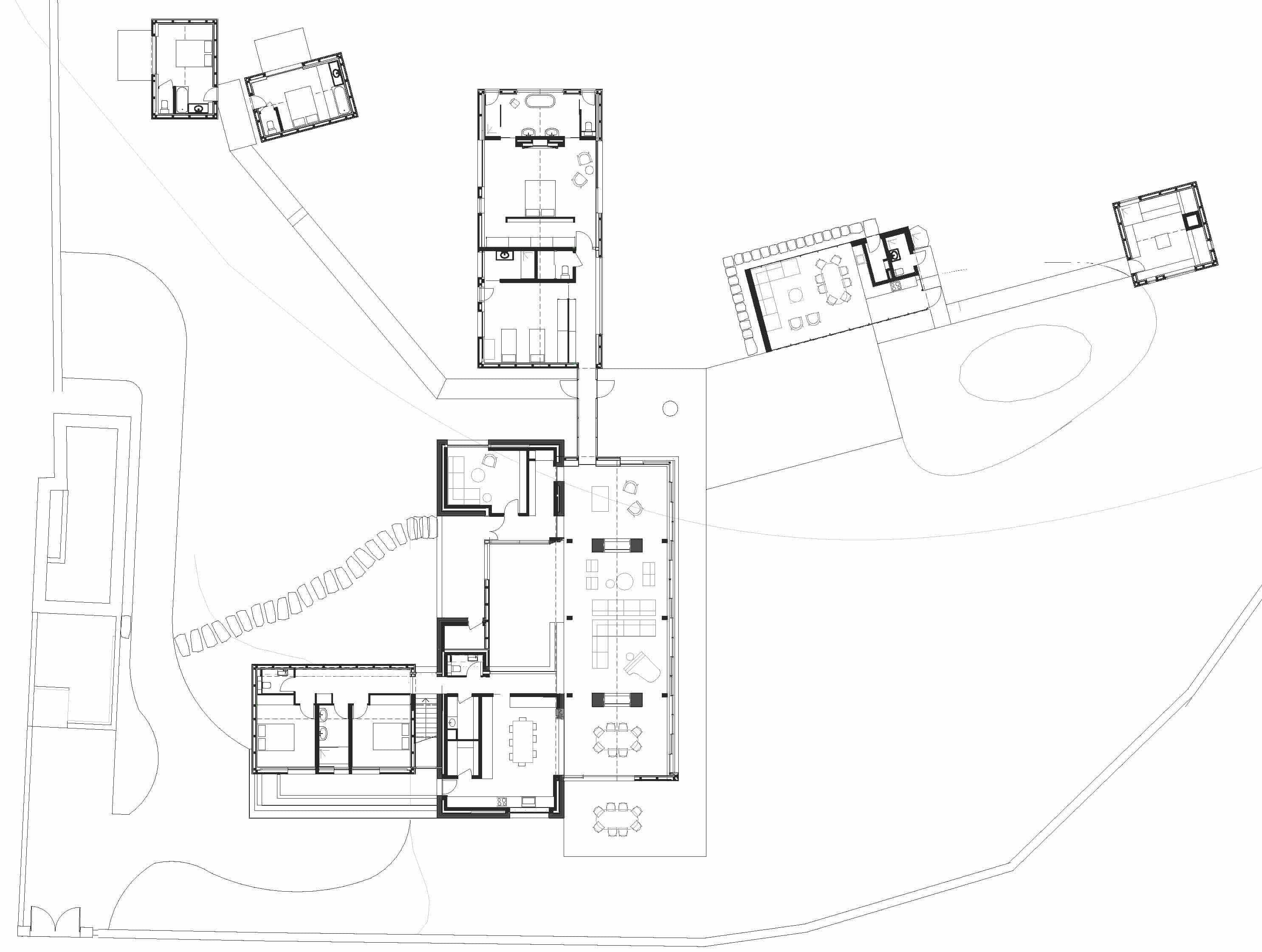 Le28 Architectes_Villa Forestière_Maison Luxe_Paris