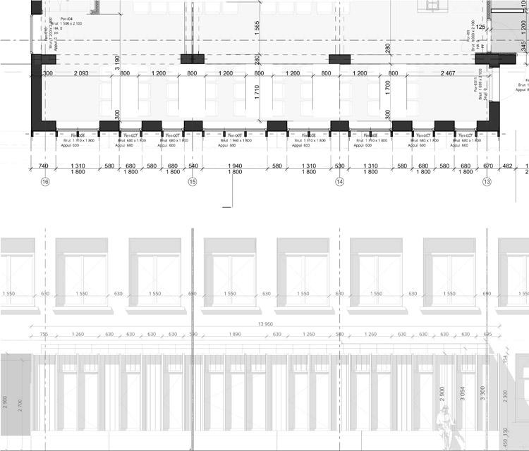 Le28 Architectes - Restauration Scolaire - Paris