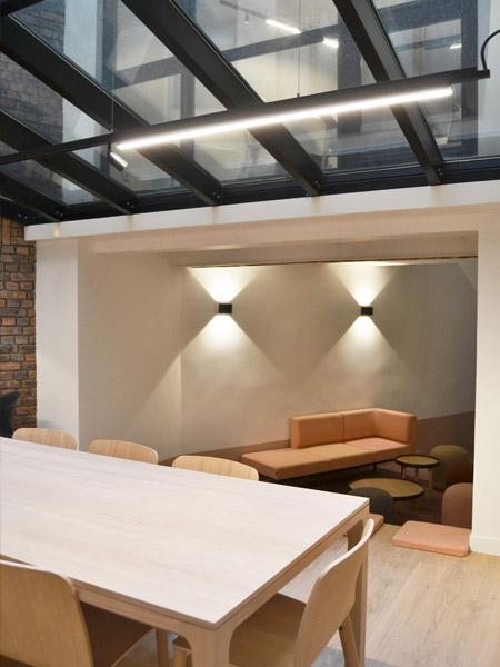 Le28 Architectes - Paris - décoration intérieure