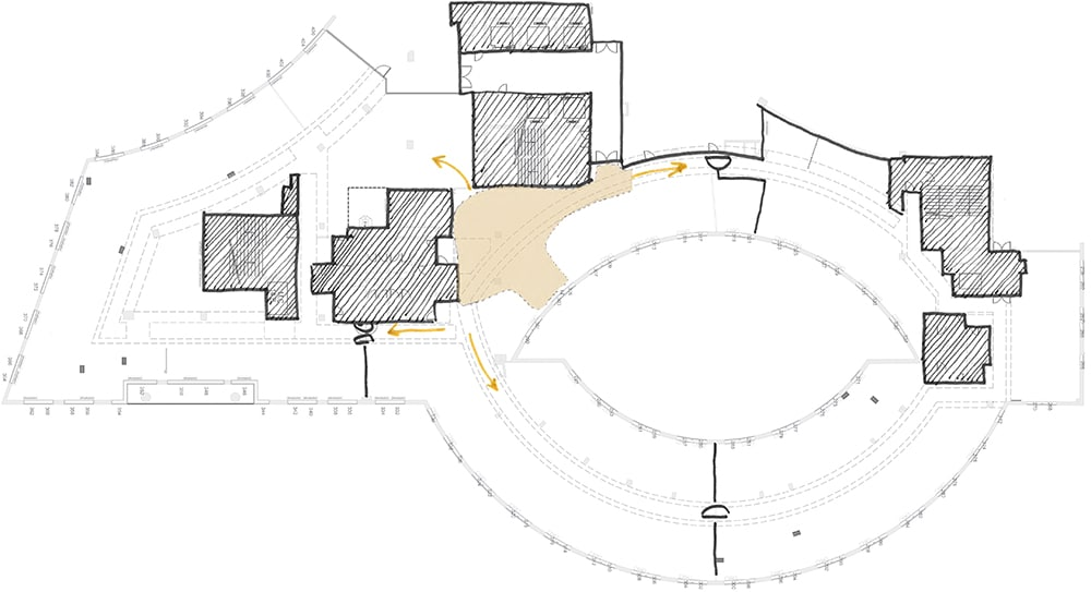 Le28 Architecture Bureaux Réhabilitation