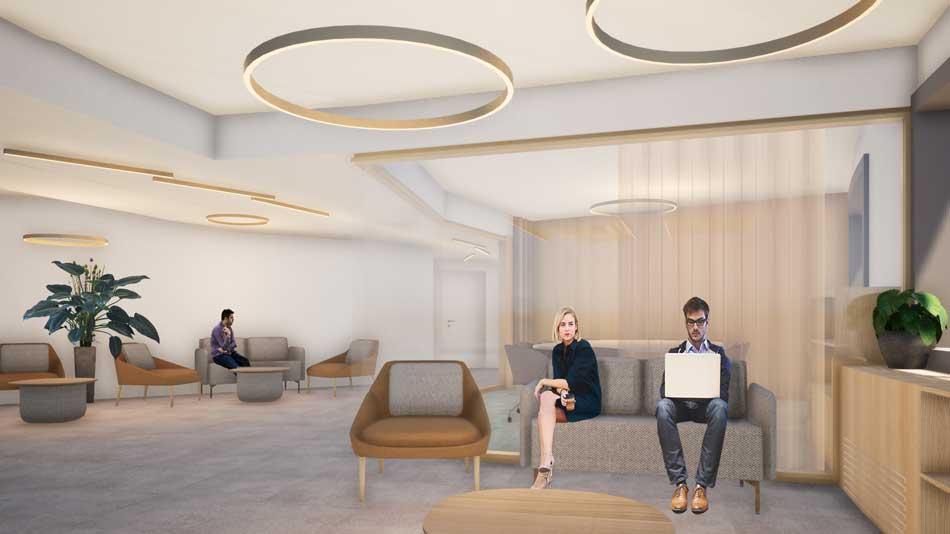 Le28 Architectes Space-planning