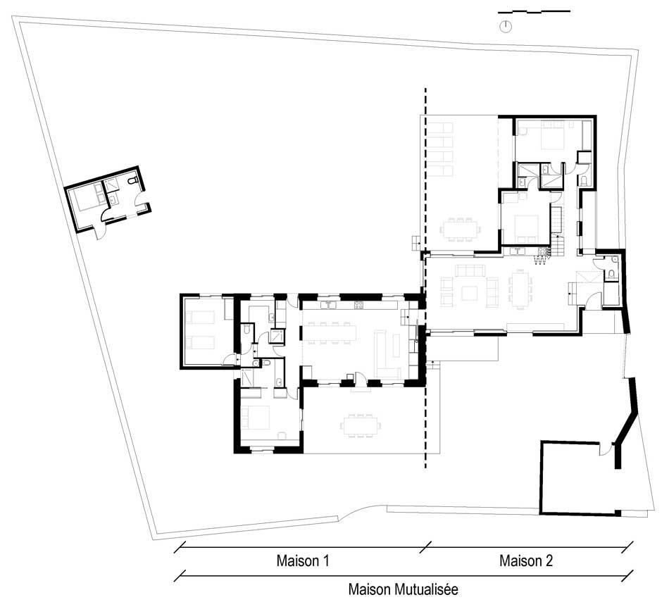 Le28 Architectes Paros - Noirmoutier