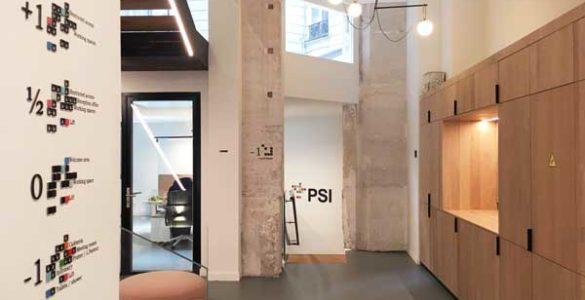Le28 architectes Space planning - décoration