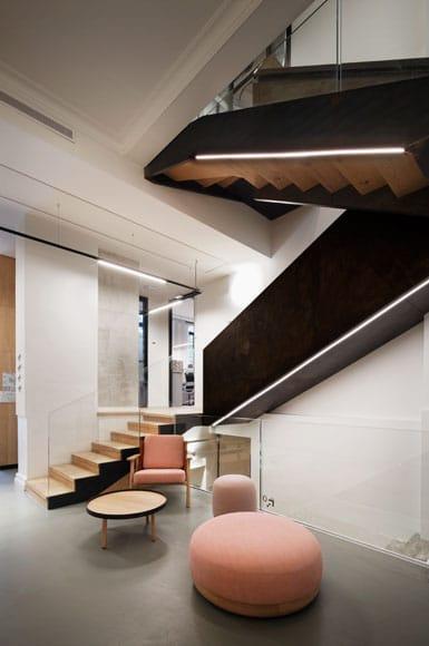 DAUM_Le28 Architectes Paris Bureaux