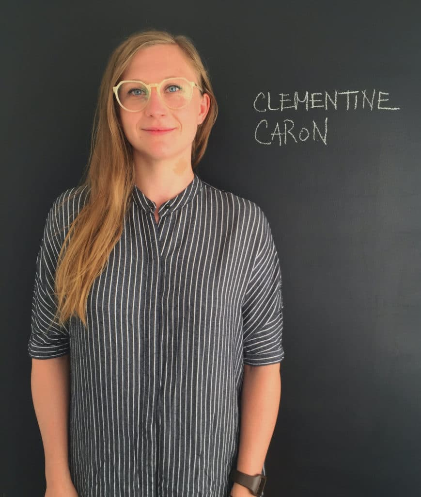Clémentine Caron Architecte